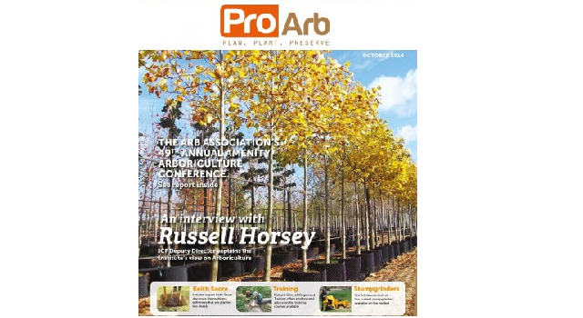 Pro Arb – October issue