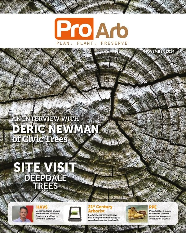 Pro Arb – November issue