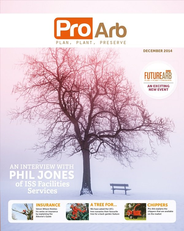 Pro Arb – December issue