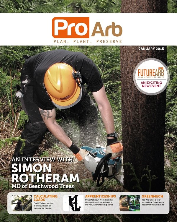 Pro Arb: January issue