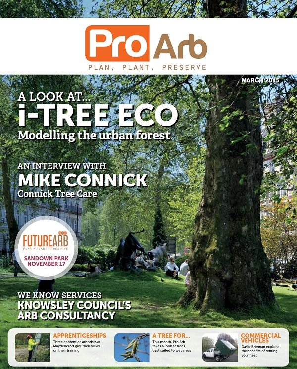 Pro Arb: March issue