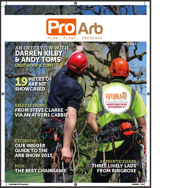 Pro Arb: May issue