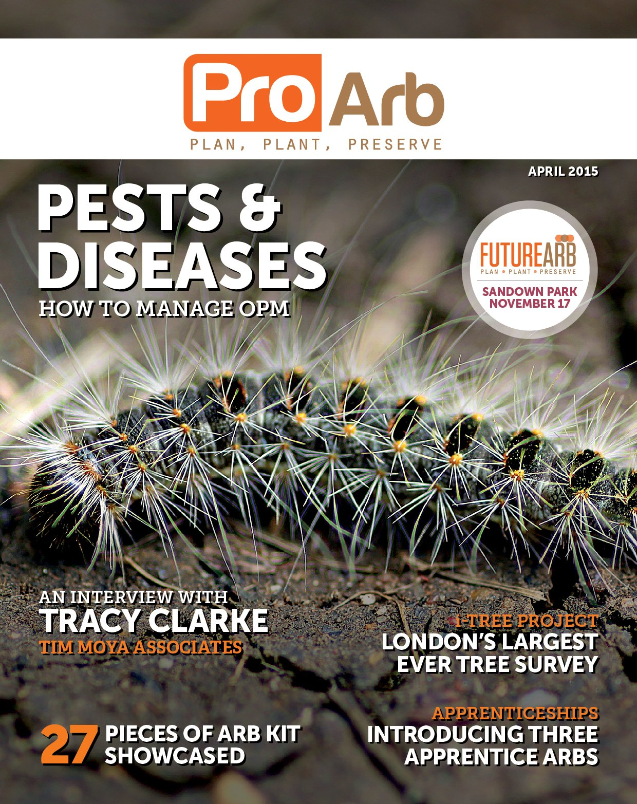 Pro Arb: April issue