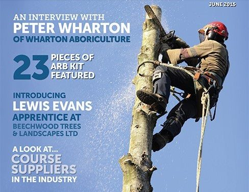 June 2015 issue: Pro Arb