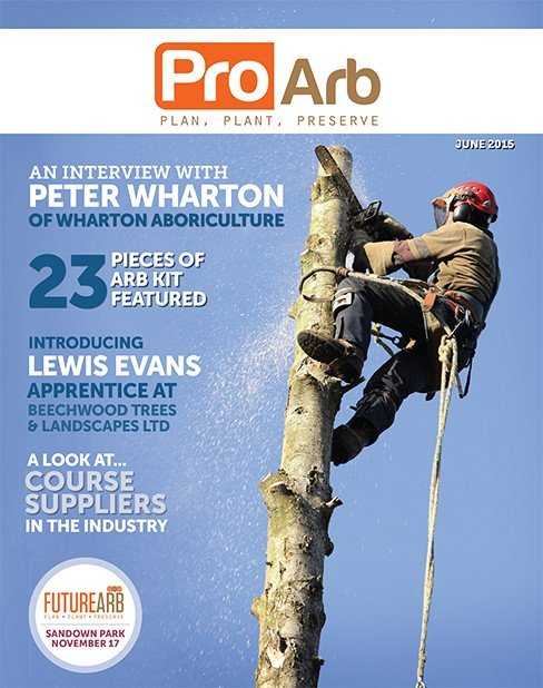 June 2015 issue: Pro Arb