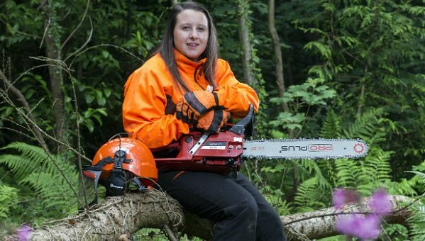 Llanelli Girl Overcomes Stereotypes By Becoming Tree