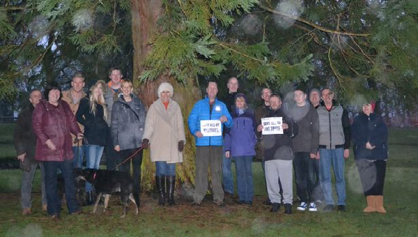Campaigners defeated in battle for iconic tree