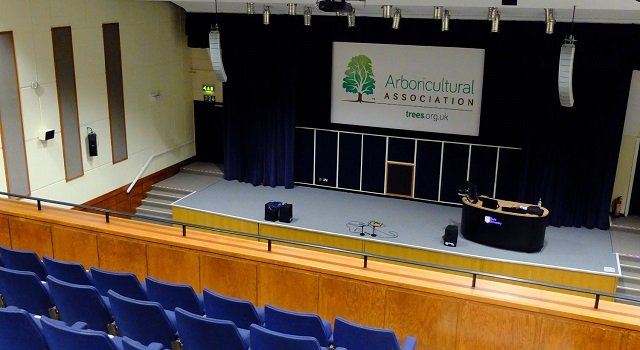 The Arboriculture Association's 50th National Amenity Conference