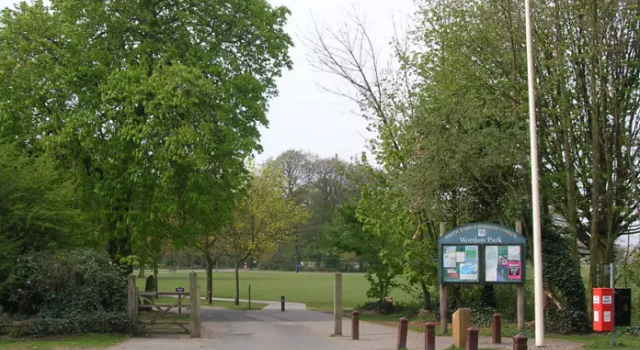1,100 trees will be planted to form new park woodland in Worden Park