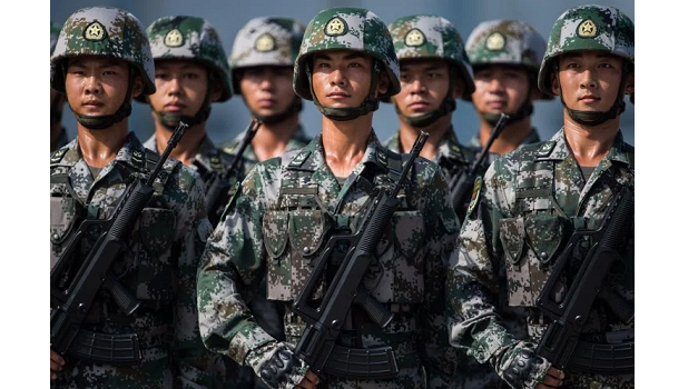 China to deploy 60,000 soldiers to plant 6,000,000 hectares of new trees