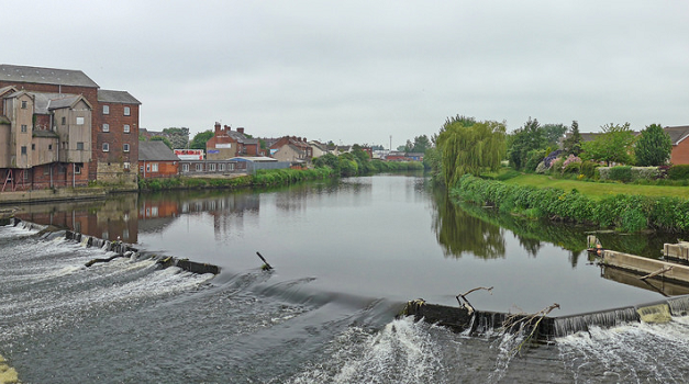 First tree planted in River Aire natural flood management pilot