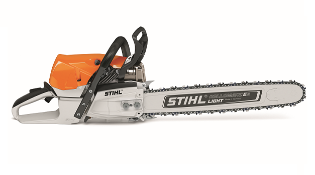Stihl set to launch lightest high-performance forestry saw