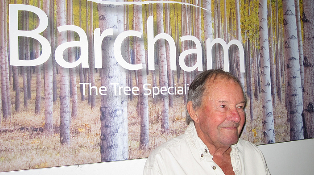"""Reporting back from a seminar with Ted Green: """"Thoughts on Arboriculture Today"""""""