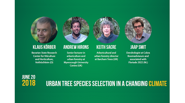 ClimateTrees.EU: Urban tree species selection in a changing climate