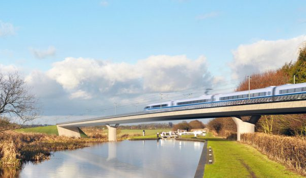 HS2 cost rises by £2m to buy trees