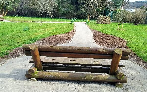 Three new trees for Somerset community garden