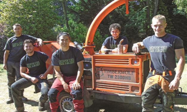 Debham Vale Tree Surgery Choose Timberwolf