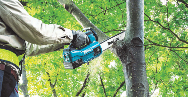makita chainsaw