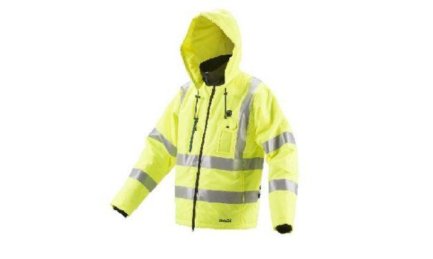 Makita announces smart heated jackets