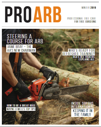 Pro Arb Winter 2019 issue