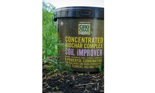 Woodland Trust partners with biochar supplier Carbon Gold