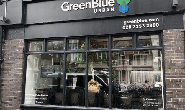 GreenBlue Urban launches showroom