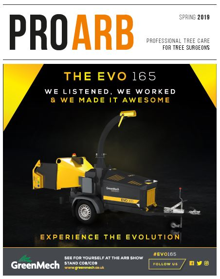 Pro Arb Spring 2019 issue