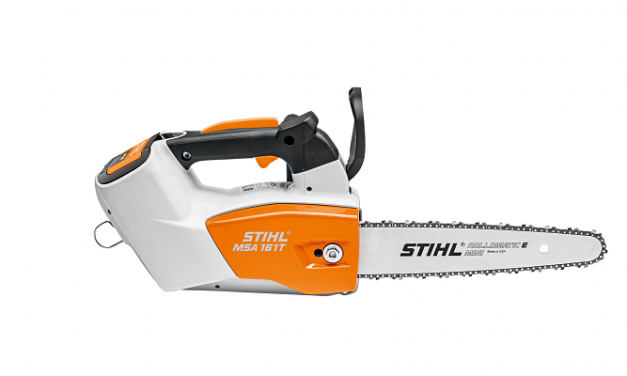 STIHL announces series of updates to the MSA 161 T