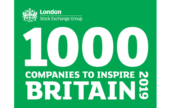 Timberwolf has been recognised as one of the 1000 Companies to Inspire Britain