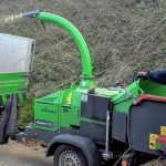 GreenMech chipper wins backing of Essex arborist