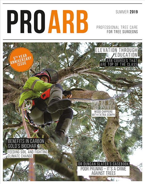 Pro Arb Summer 2019 issue