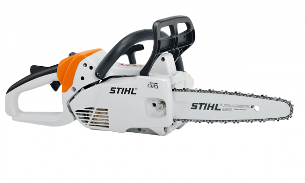 Top performance with STIHL's enhanced chainsaws