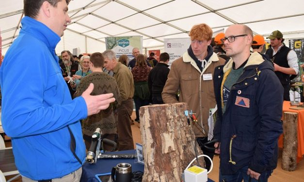 Students attend Future Foresters Skills Day