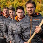 British team heads to Prague to compete in STIHL TIMBERSPORTS® World Championship 2019