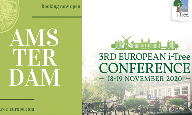 3rd European i-Tree conference announced