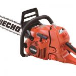 ECHO launches new low emission chainsaw