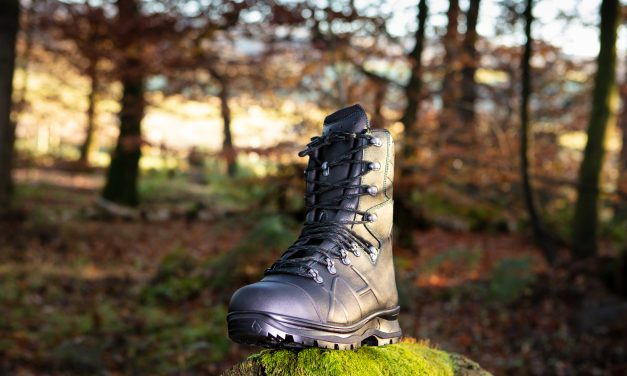 HAIX® revitalises best-in-class forestry boot with increased comfort and wearability
