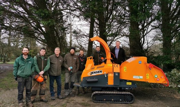 Charity chipping with Jensen raises over £40,000