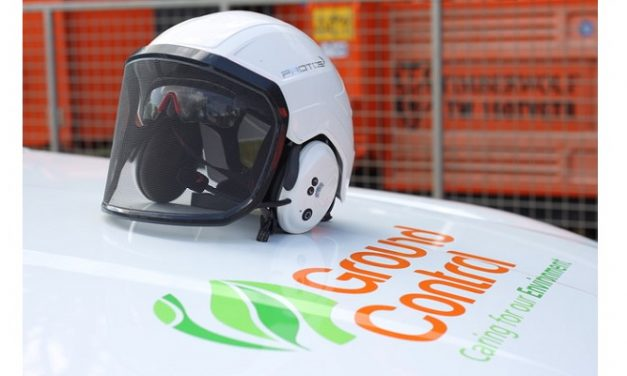 Ground Control rail teams using 'game changing' high tech helmets