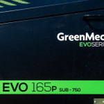 GreenMech introduces new EVO 165P SUB-750
