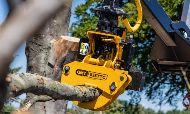 GMT Equipment launches new 'total tree control' grapple saw