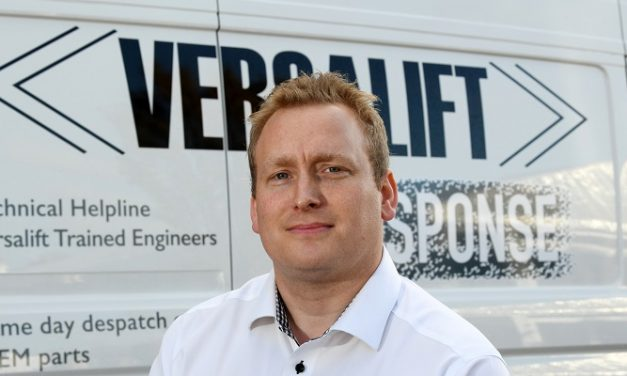 Versalift appoints new operations manager