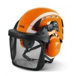 Stihl launches first climbing helmet