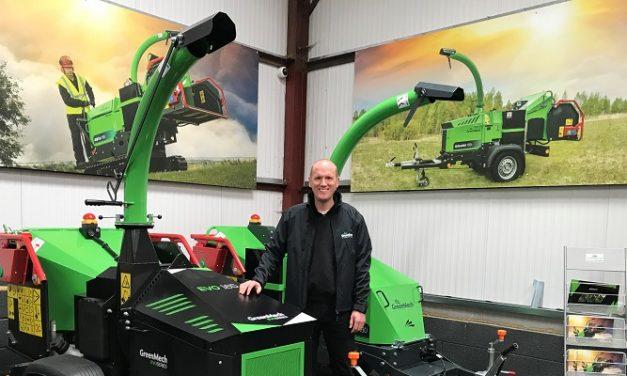 GA Groundcare Ltd announces new sales manager