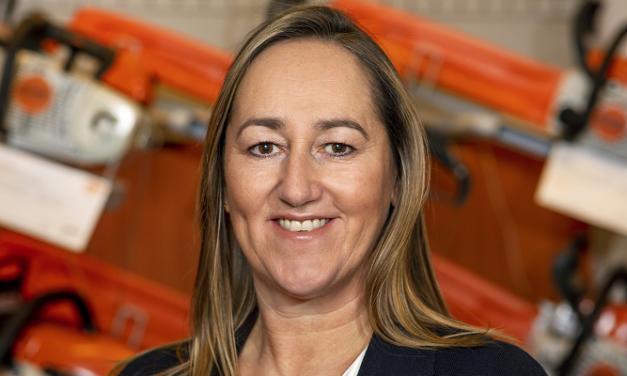 Kay Green takes over at Stihl GB