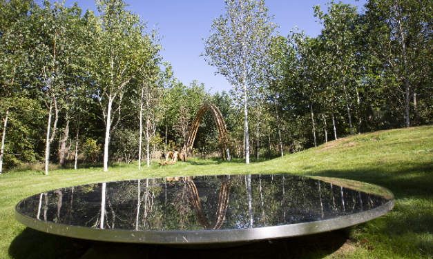 RBL OPENS NEW REMEMBRANCE GLADE AT THE NATIONAL MEMORIAL ARBORETUM